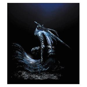 Dark Souls. Размер: 40 х 45 см